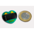 TraxIt - folyadékkristályos baba lázmérő - 2db / doboz