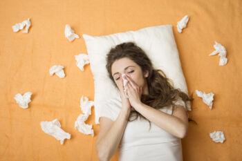 Szénanátha - allergiás nátha kezelése