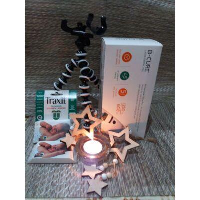 B-Cure DENTAL karácsonyi egészségcsomag extra ajándékokkal