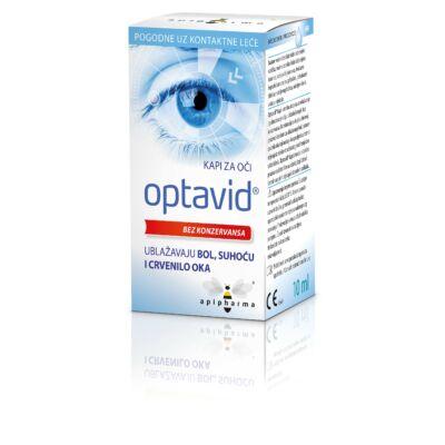 Optavid® Búzavirág hidrolátum alapu szemcsepp, tartósítószer nélkül.