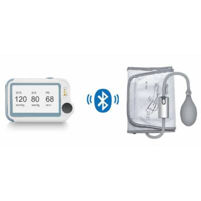 CheckMe Pro DOCTOR - Multifunkciós mobil EKG + ajándék vérnyomásmérővel